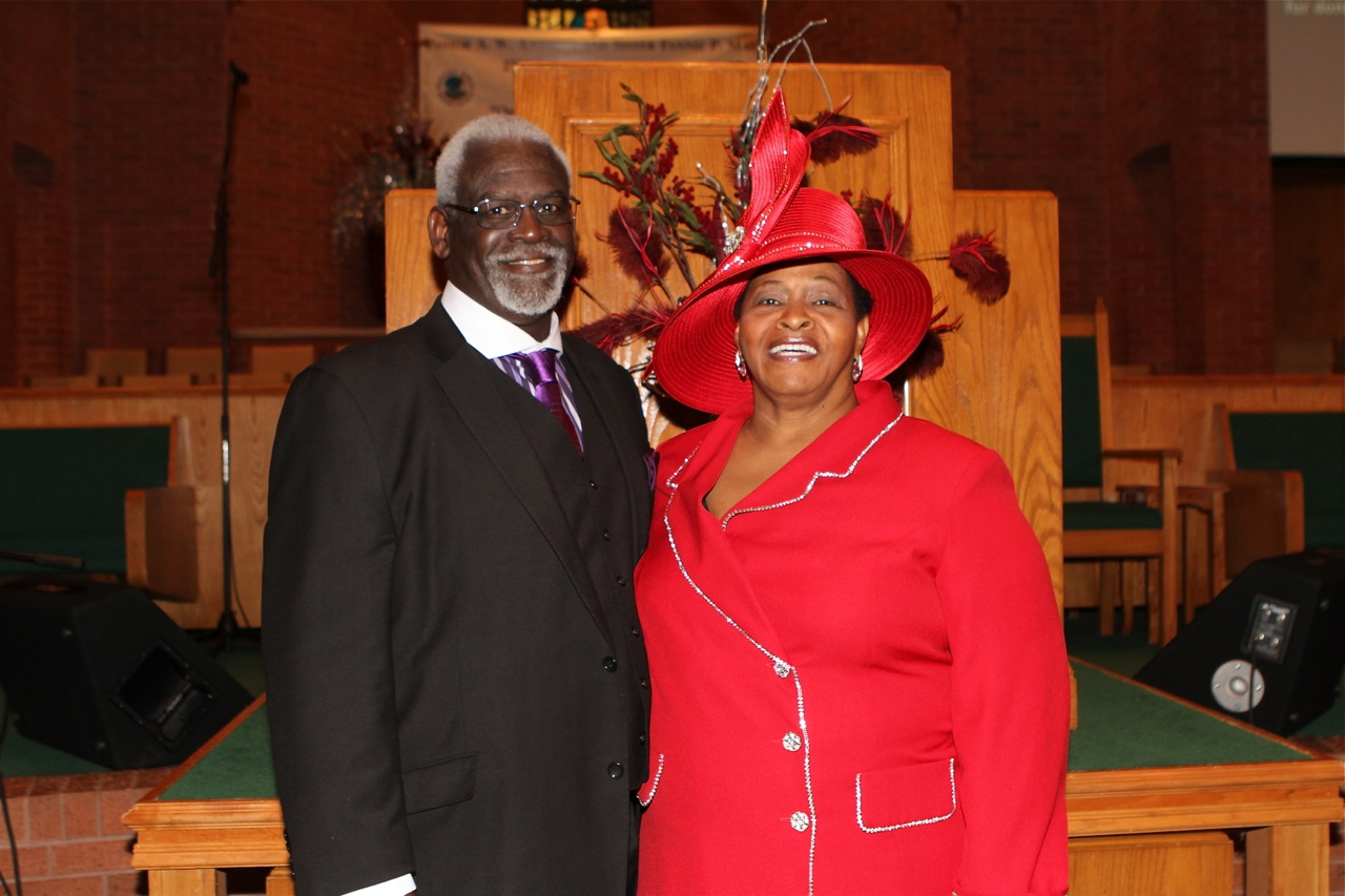 Pastor and Sis. Mays 2
