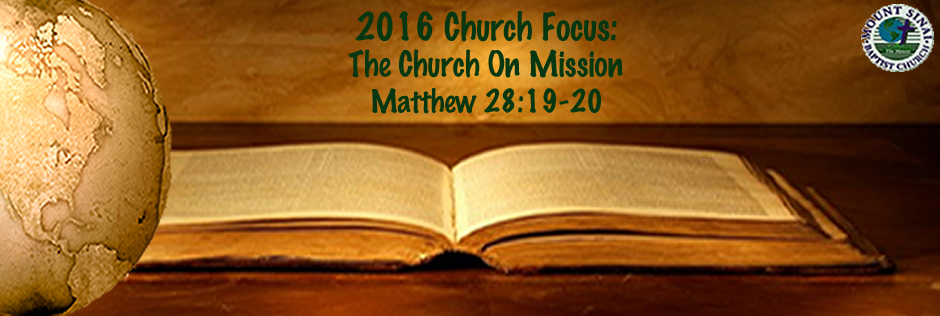 2016 Church Focus